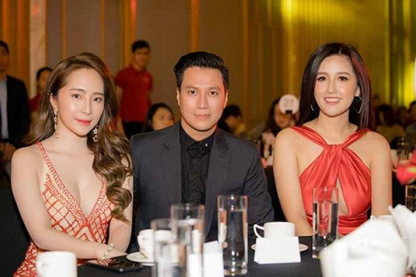 Hoa hậu Mai Phương Thuý thay hai đầm dạ hội chặt chém trong cùng một sự kiện-12