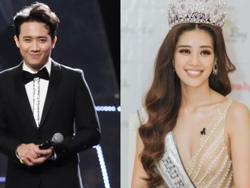 Trấn Thành bật mí sớm dự đoán Khánh Vân là Tân Hoa hậu, Hari Won liền vào cà khịa chuẩn không trượt phát nào!