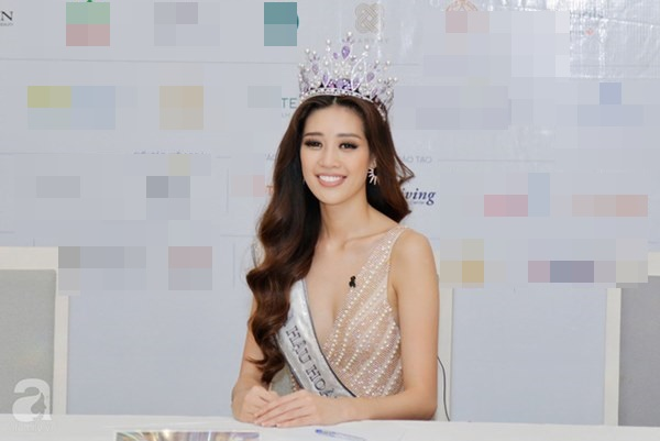 Bị chê ứng xử nhạt, Tân Hoa hậu Hoàn vũ Việt Nam lên tiếng đáp trả-2