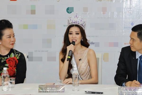Bị chê ứng xử nhạt, Tân Hoa hậu Hoàn vũ Việt Nam lên tiếng đáp trả-3