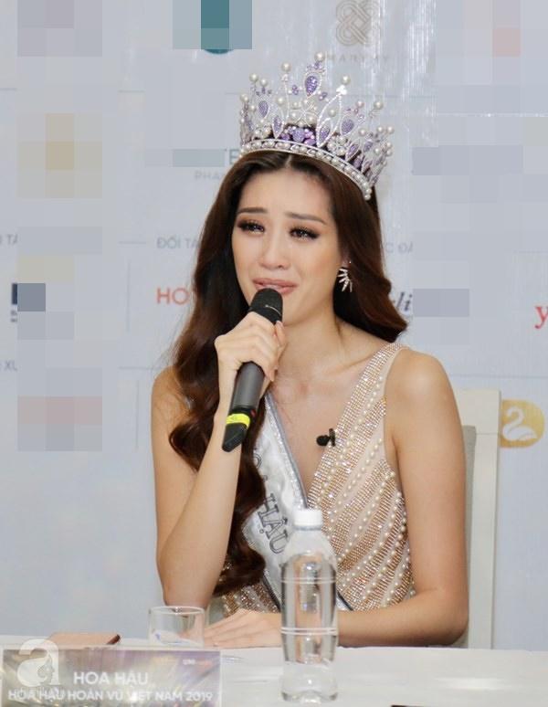 Bị chê ứng xử nhạt, Tân Hoa hậu Hoàn vũ Việt Nam lên tiếng đáp trả-4