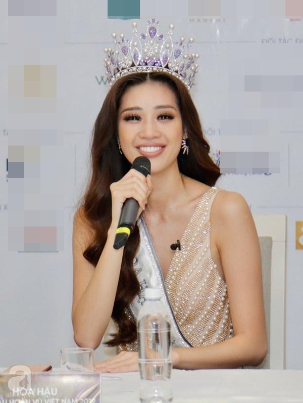 Bị chê ứng xử nhạt, Tân Hoa hậu Hoàn vũ Việt Nam lên tiếng đáp trả-5