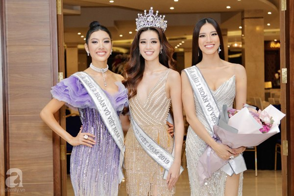 Bị chê ứng xử nhạt, Tân Hoa hậu Hoàn vũ Việt Nam lên tiếng đáp trả-6