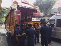 Lặng người trước đám tang 3 nạn nhân vụ hỏa hoạn ở TP.HCM