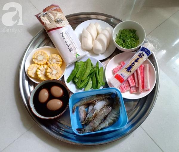 Cuối tuần đổi món với mì hải sản kiểu Nhật ngon nhức nhối không thua nhà hàng-1