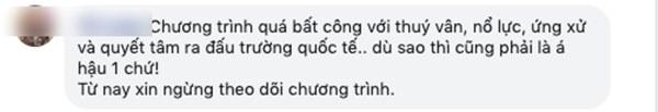 Tân Hoa hậu Khánh Vân bị chê không xứng đáng vì trả lời nhạt nhẽo, fan hâm mộ khẳng định Á hậu 2 Thúy Vân bị chèn ép?-5