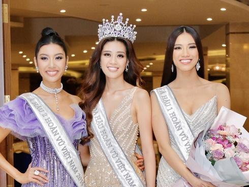 Tân Hoa hậu Khánh Vân bị chê không xứng đáng vì trả lời nhạt nhẽo, fan hâm mộ khẳng định Á hậu 2 Thúy Vân bị chèn ép?