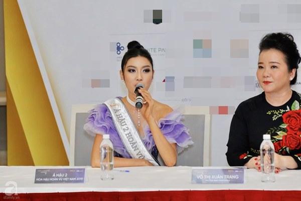 Vụt mất danh hiệu cao nhất, Thúy Vân vẫn làm điều này với Tân Hoa hậu và Á hậu 1-2