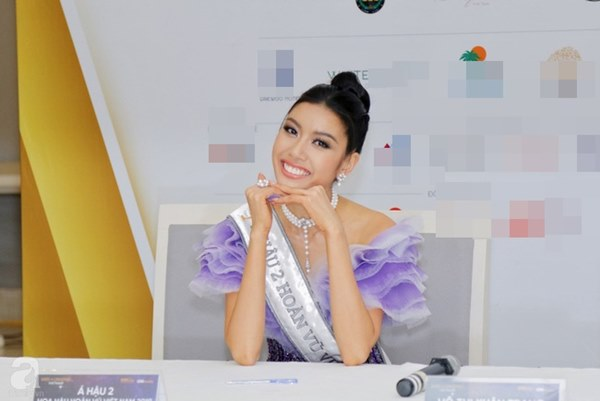 Vụt mất danh hiệu cao nhất, Thúy Vân vẫn làm điều này với Tân Hoa hậu và Á hậu 1-3