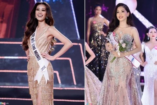 Vẻ ngoài giống nhau khó tin của Hoa hậu Khánh Vân và Á hậu Phương Nga-7