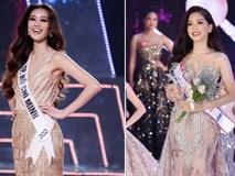 Vẻ ngoài giống nhau khó tin của Hoa hậu Khánh Vân và Á hậu Phương Nga