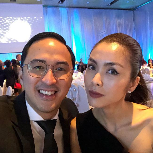 """Sau 10 năm bên nhau, Tăng Thanh Hà và ông xã Louis Nguyễn vẫn luôn gây sốt"""" mỗi lần sánh bước bên nhau-2"""