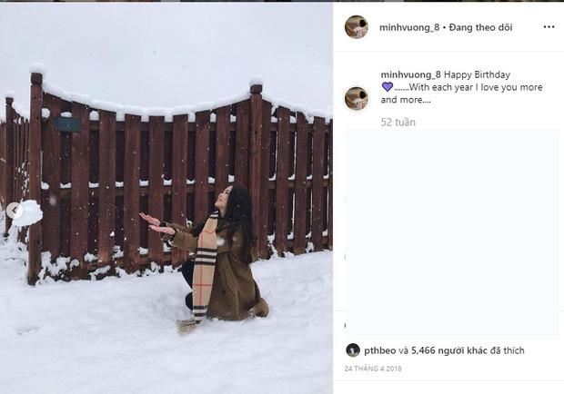 Một ngày nắng đẹp, Minh Vương hạnh phúc khoe thư tình của bạn gái xinh đẹp-4