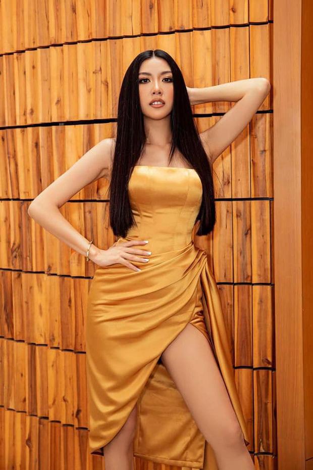 Thúy Vân - Á hậu 2 Hoa hậu Hoàn vũ Việt Nam: Bỏ hào quang trở lại đầy dũng cảm, thiếu chút may mắn để chạm tới vương miện!-6