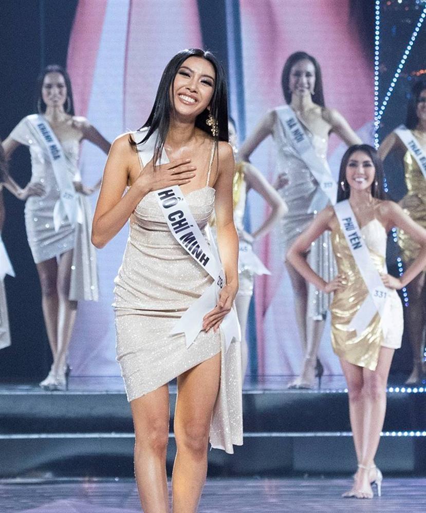 Cận cảnh nhan sắc nóng bỏng của Top 3 Hoa hậu Hoàn vũ Việt Nam-13