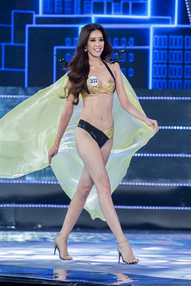 Cận cảnh nhan sắc nóng bỏng của Top 3 Hoa hậu Hoàn vũ Việt Nam-2