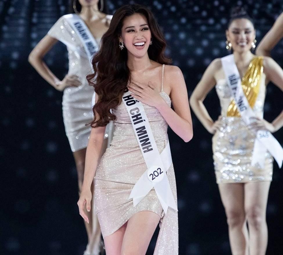 Cận cảnh nhan sắc nóng bỏng của Top 3 Hoa hậu Hoàn vũ Việt Nam-6