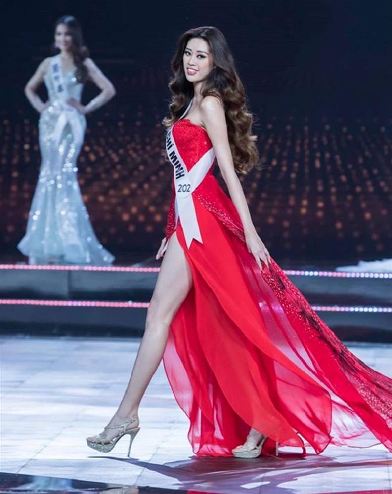 Cận cảnh nhan sắc nóng bỏng của Top 3 Hoa hậu Hoàn vũ Việt Nam-8