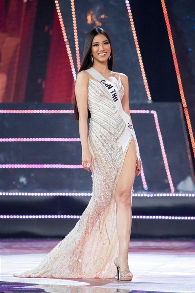Cận cảnh nhan sắc nóng bỏng của Top 3 Hoa hậu Hoàn vũ Việt Nam-9