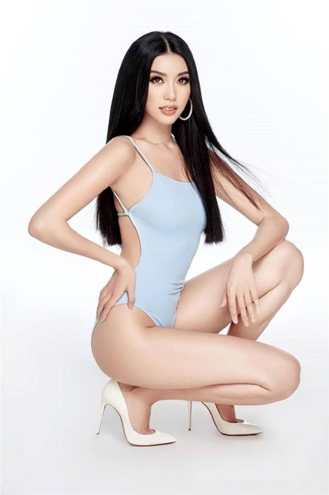 Cận cảnh nhan sắc nóng bỏng của Top 3 Hoa hậu Hoàn vũ Việt Nam-16