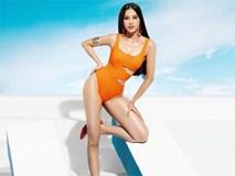 Cận cảnh nhan sắc nóng bỏng của Top 3 Hoa hậu Hoàn vũ Việt Nam