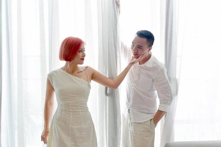Đông về, ngắm bộ ảnh tình bể bình của MC Nguyễn Hoàng Linh nhiều người phải phát ghen-1