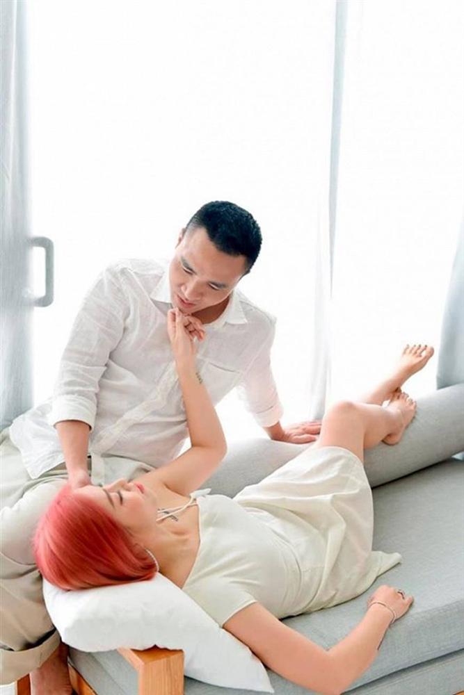 Đông về, ngắm bộ ảnh tình bể bình của MC Nguyễn Hoàng Linh nhiều người phải phát ghen-9