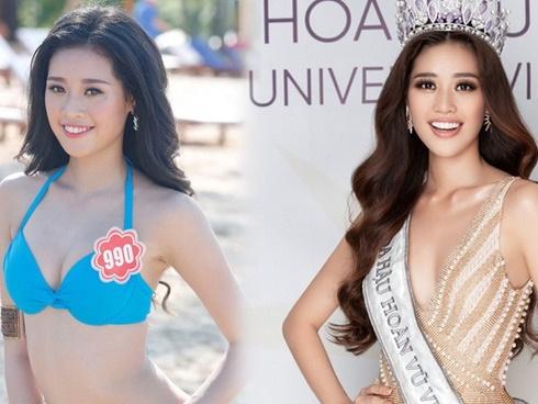 6 năm tham dự 6 cuộc thi sắc đẹp nhưng phải đến HHHVVN, style makeup của Khánh Vân mới thực sự đạt ngưỡng đỉnh cao