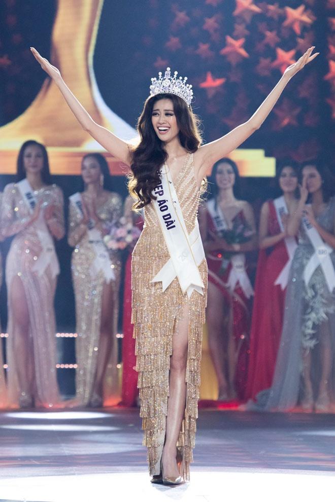 Nhan sắc thời chưa nổi tiếng của Hoa hậu Hoàn vũ Việt Nam Nguyễn Trần Khánh Vân-1