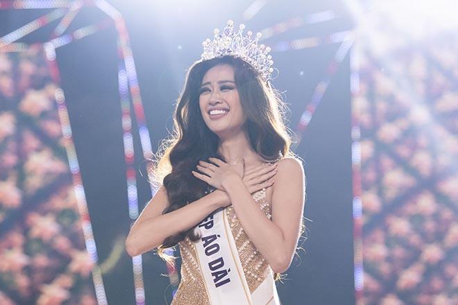 Nhan sắc thời chưa nổi tiếng của Hoa hậu Hoàn vũ Việt Nam Nguyễn Trần Khánh Vân-2