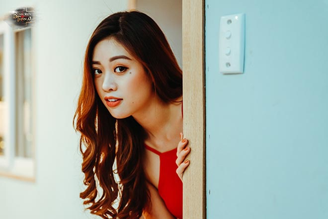 Nhan sắc thời chưa nổi tiếng của Hoa hậu Hoàn vũ Việt Nam Nguyễn Trần Khánh Vân-8