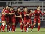 Tuyển nữ Việt Nam ăn mừng đầy cảm xúc sau khi đánh bại Thái Lan, khẳng định vị thế số 1 Đông Nam Á-14