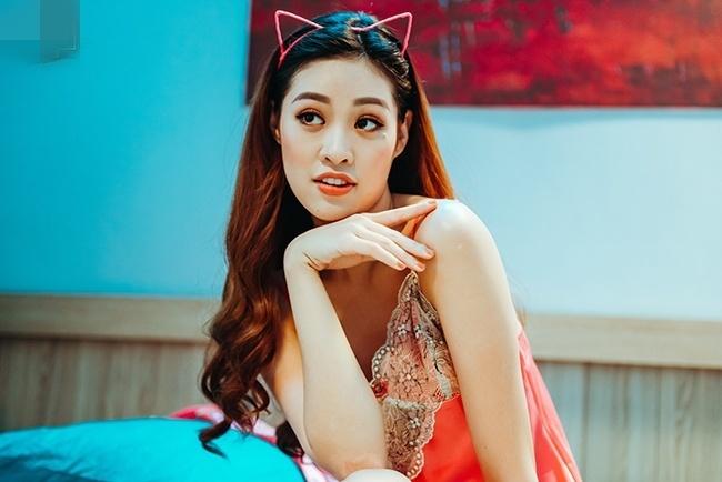 Tân Hoa hậu Hoàn vũ Khánh Vân không ngại đóng vai gợi cảm-3