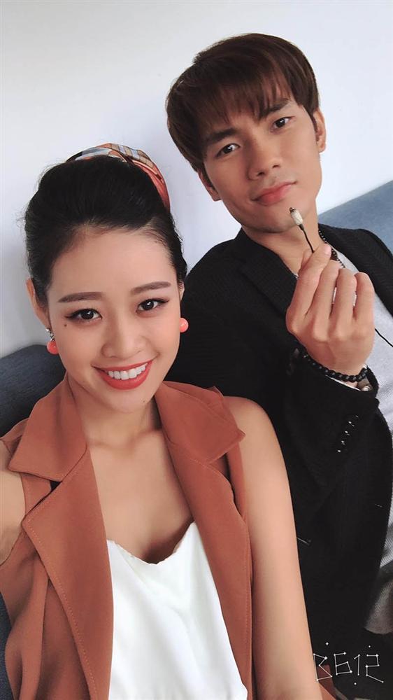 Tân Hoa hậu Hoàn vũ Khánh Vân không ngại đóng vai gợi cảm-14