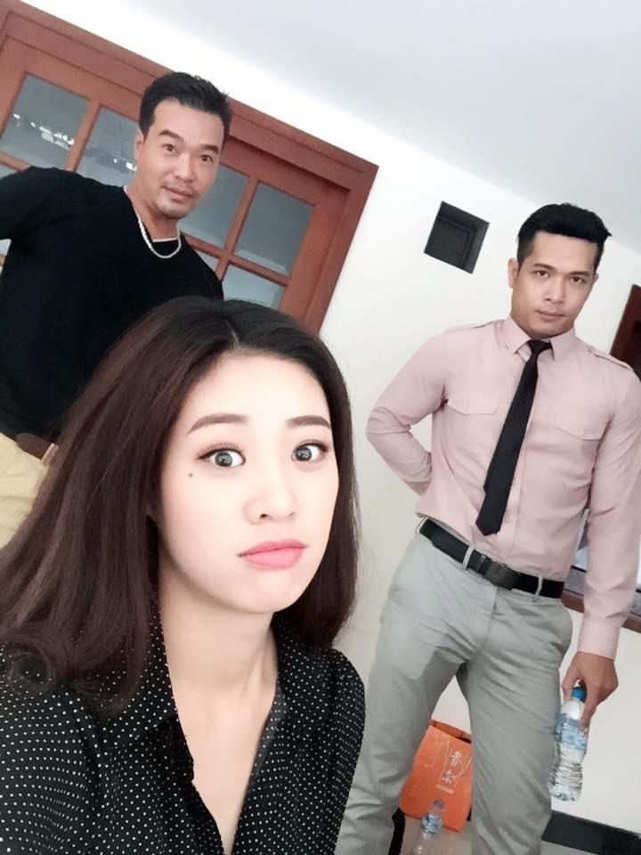 Tân Hoa hậu Hoàn vũ Khánh Vân không ngại đóng vai gợi cảm-15