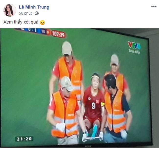 Cộng đồng mạng vỡ òa trước chiến thắng quá tuyệt vời của đội tuyển quốc gia nữ Việt Nam, ai cũng khóc vì hạnh phúc tự hào-2
