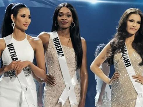 Trực tiếp chung kết Miss Universe 2019: Hoàng Thùy trượt top 10