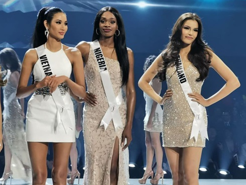 Trực tiếp chung kết Miss Universe 2019:Hoàng Thùy dừng chân ở Top 20 trong tiếc nuối, Top 3 chính thức lộ diện!