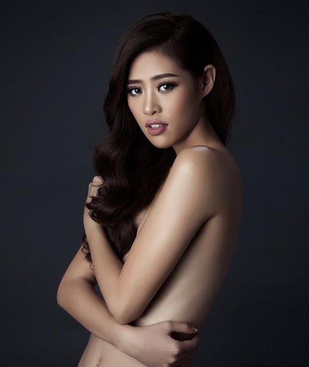 Ảnh bán nude của tân Hoa hậu Khánh Vân khi chưa nổi tiếng-1