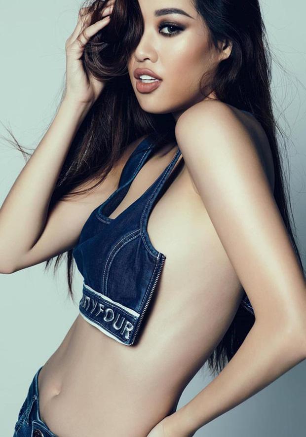 Ảnh bán nude của tân Hoa hậu Khánh Vân khi chưa nổi tiếng-2
