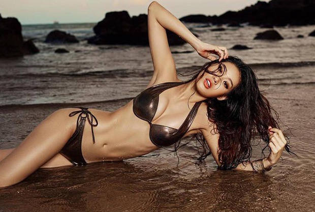 Ảnh bán nude của tân Hoa hậu Khánh Vân khi chưa nổi tiếng-3
