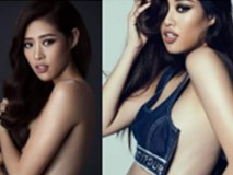 Ảnh bán nude của tân Hoa hậu Khánh Vân khi chưa nổi tiếng