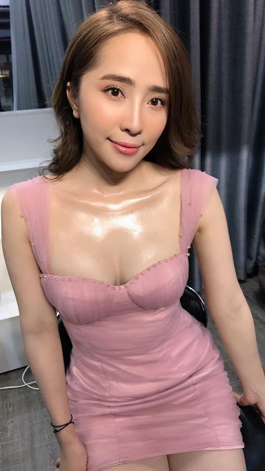 Quỳnh Nga mặc gợi cảm sau khi thừa nhận nâng ngực-6