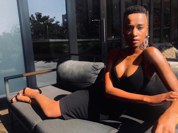 Nhan sắc lạ và đầy ấn tượng của mỹ nhân Nam Phi vừa đăng quang Miss Universe 2019-7