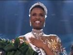 Vương miện đính gần 2.000 viên kim cương của Hoa hậu Hoàn vũ 2019-1