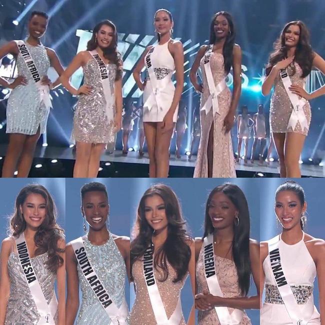 Hoàng Thùy mài sắt nên kim: Cô nàng gầy đét, nhan sắc là con số 0 tròn trĩnh vươn mình đến Top 20 Miss Universe 2019-10