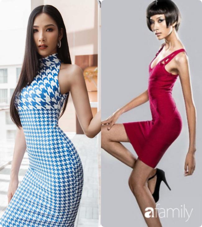 Hoàng Thùy mài sắt nên kim: Cô nàng gầy đét, nhan sắc là con số 0 tròn trĩnh vươn mình đến Top 20 Miss Universe 2019-5