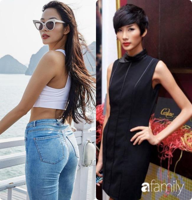 Hoàng Thùy mài sắt nên kim: Cô nàng gầy đét, nhan sắc là con số 0 tròn trĩnh vươn mình đến Top 20 Miss Universe 2019-6