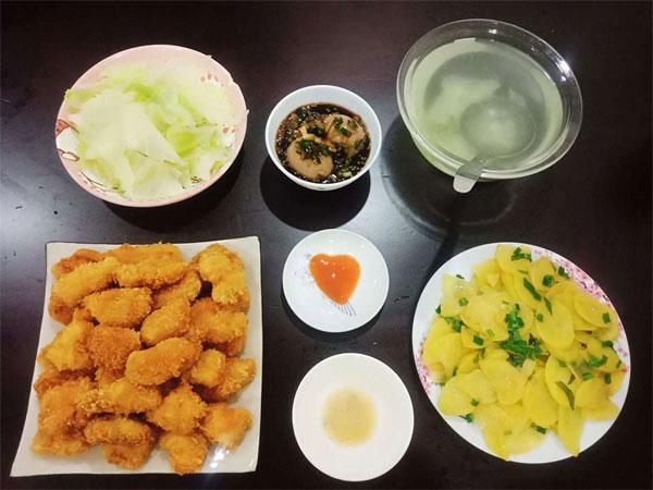 Chỉ 100k, 9X Nam Định gợi ý mâm cơmđuề huề, chồng phải bảo vợ nấu ít thôi-5