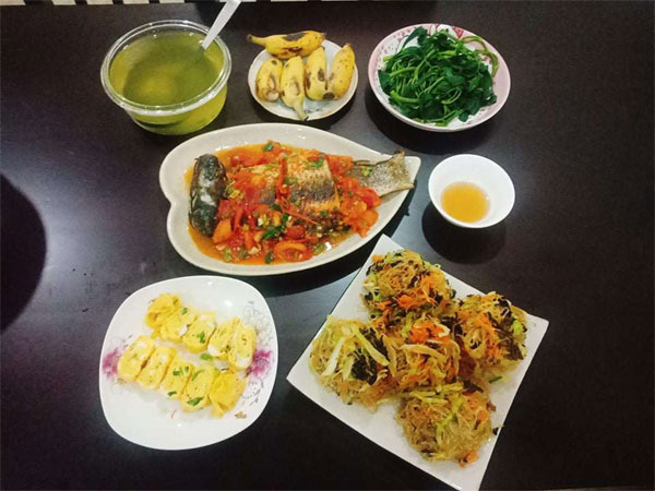 Chỉ 100k, 9X Nam Định gợi ý mâm cơmđuề huề, chồng phải bảo vợ nấu ít thôi-6